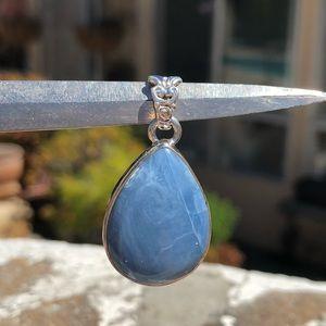 Jewelry - Owyhee Opal Sterling Silver Pendant